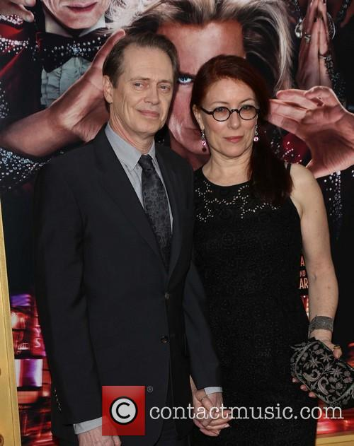 Steve Buscemi and Jo Andres 2