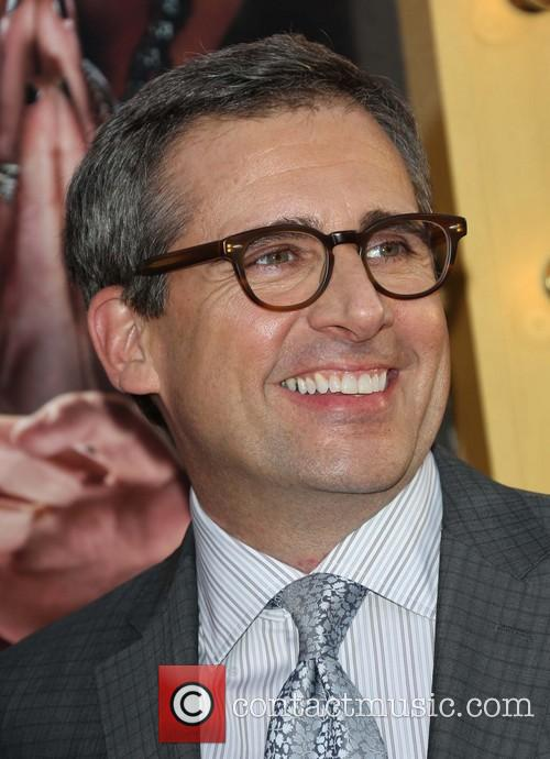 Steve Carell - plays Burt Wonderstone