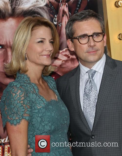 Steve Carell and Nancy Walls 3