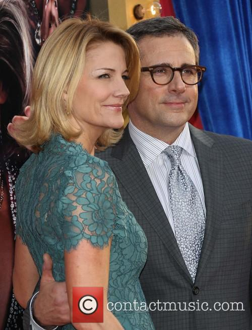 Steve Carell and Nancy Walls 4