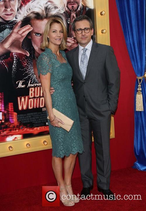 Steve Carell and Nancy Walls 5