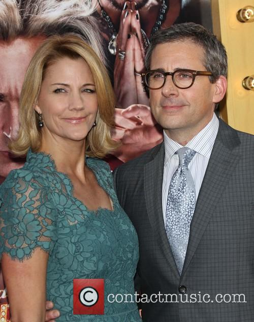 Steve Carell and Nancy Walls 6