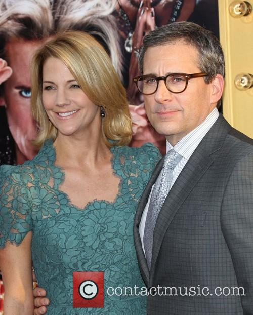 Steve Carell and Nancy Walls 1