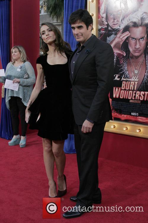 Chloe Gosselin and David Copperfield 1
