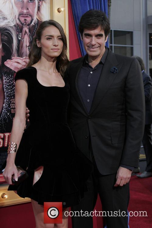 Chloe Gosselin and David Copperfield 3