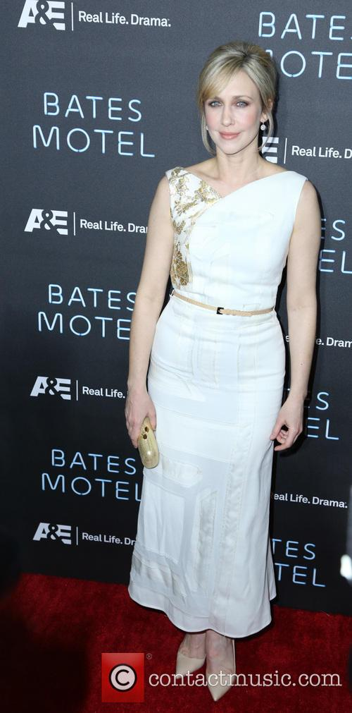 The premiere of 'Bates Motel'