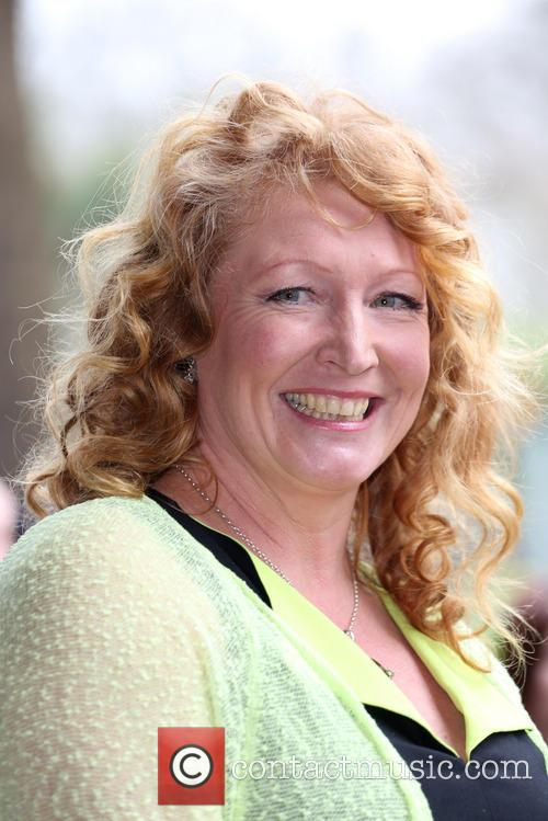 Charlie Dimmock The Tric Awards 2014 3 Pictures