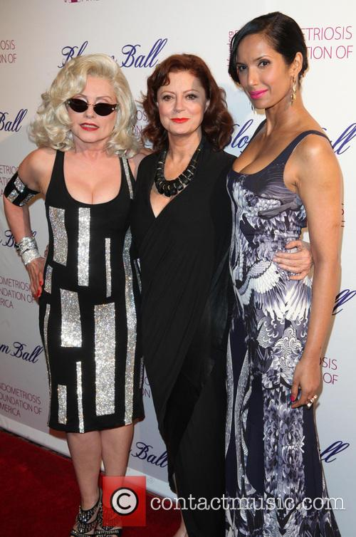Deborah Harry, Susan Sarandon and Padma Lakshmi 2