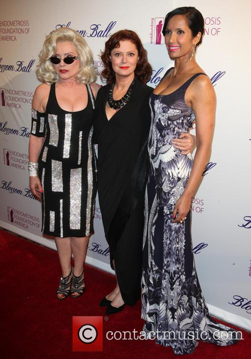 Deborah Harry, Susan Sarandon and Padma Lakshmi 3