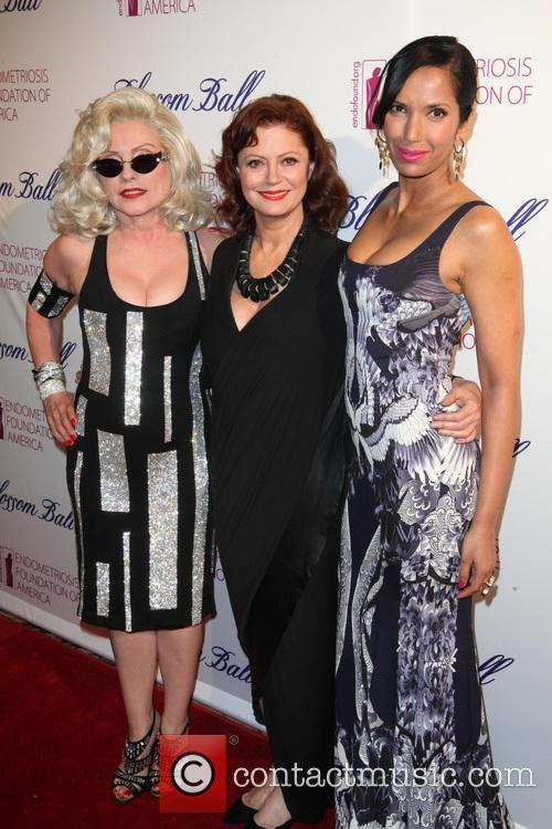 Deborah Harry, Susan Sarandon and Padma Lakshmi 4