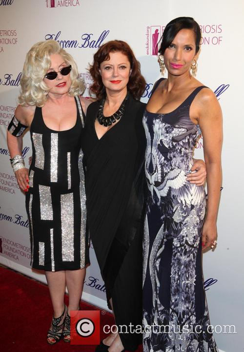 Deborah Harry, Susan Sarandon and Padma Lakshmi 1