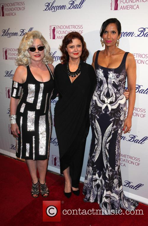 Deborah Harry, Susan Sarandon and Padma Lakshmi 6
