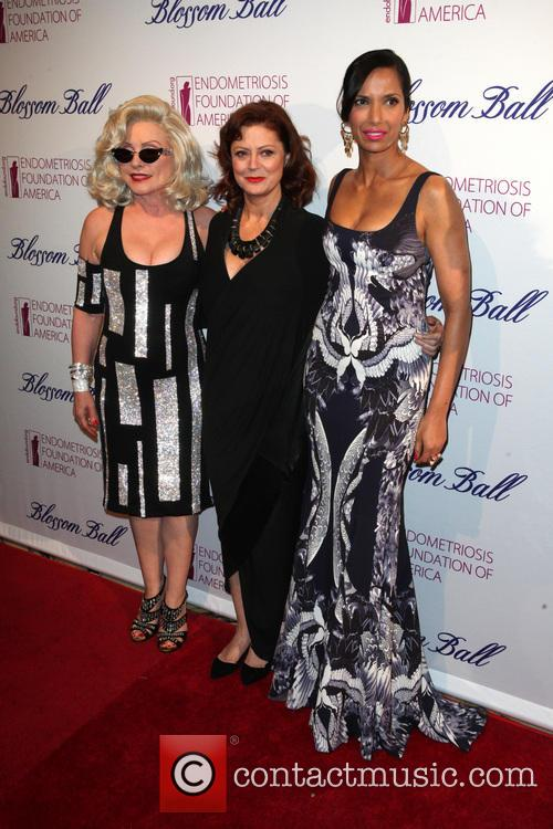 Deborah Harry, Susan Sarandon and Padma Lakshmi 7