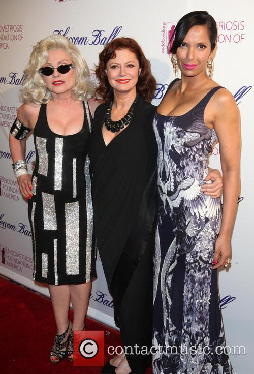 Deborah Harry, Susan Sarandon and Padma Lakshmi 8