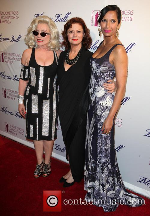 Deborah Harry, Susan Sarandon and Padma Lakshmi 10