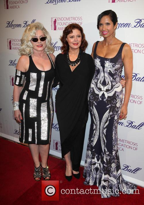 Deborah Harry, Susan Sarandon and Padma Lakshmi 11