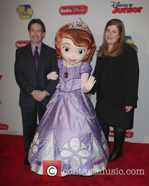Gary Marsh, Princess Sofia and Rita Ferro 2
