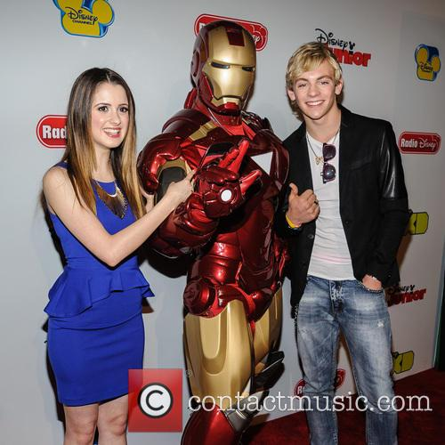 Laura Marano, Ross Lynch, Disney