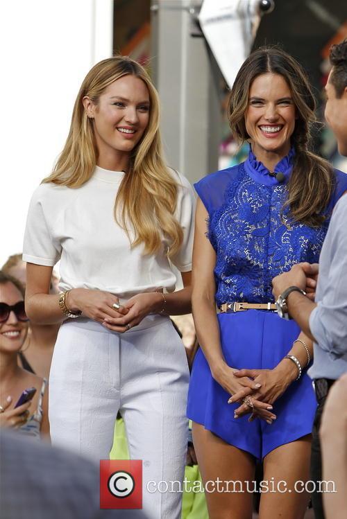 Candice Swanepoel and Alessandra Ambrosio 15