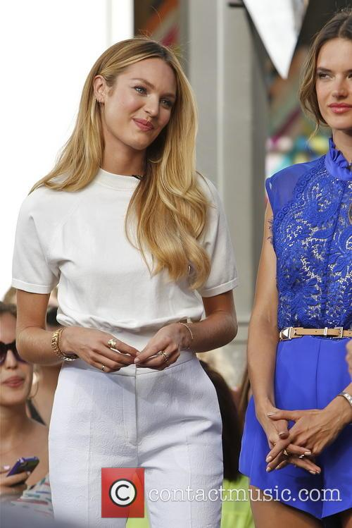 Candice Swanepoel and Alessandra Ambrosio 16