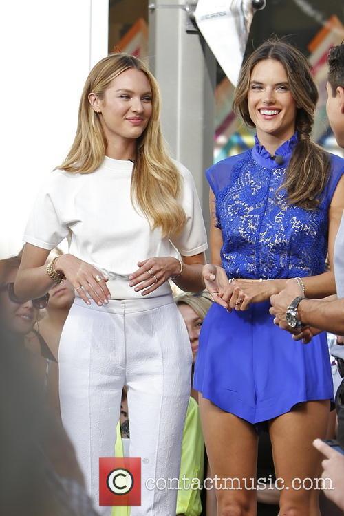 Candice Swanepoel and Alessandra Ambrosio 17
