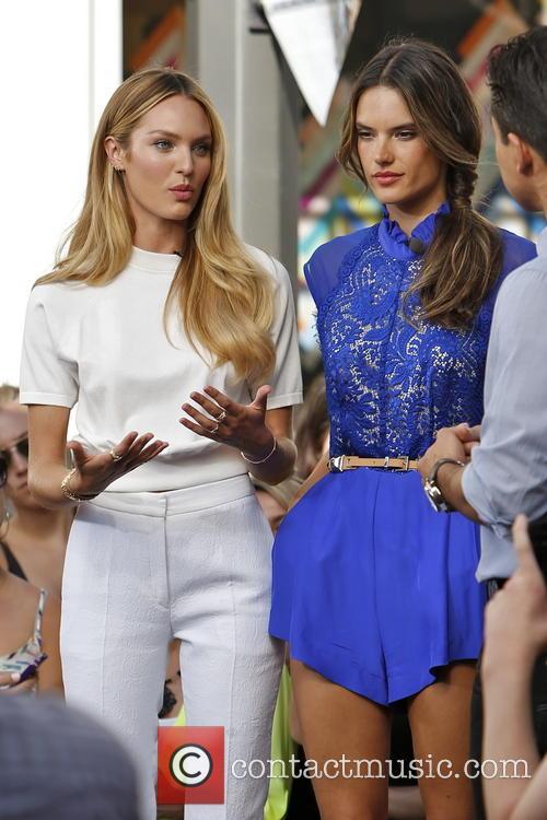 Candice Swanepoel and Alessandra Ambrosio 19