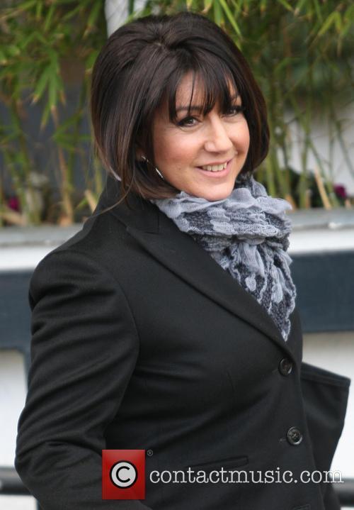 jane mcdonald celebrities at the itv studios 3551167
