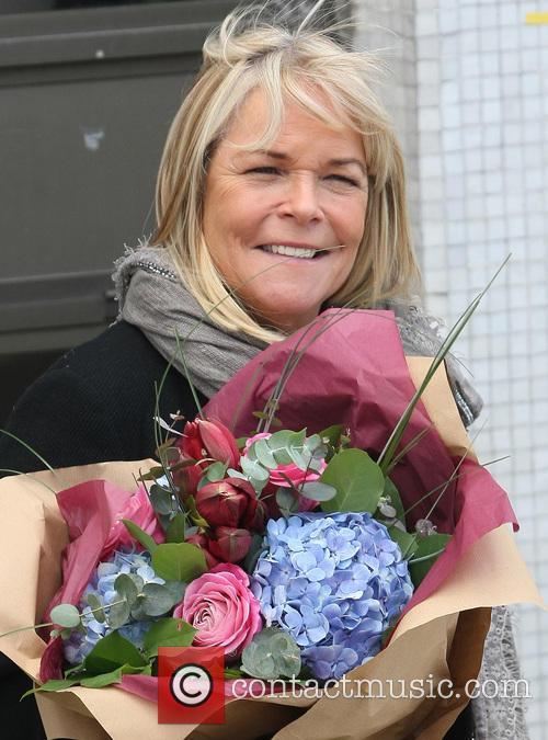 linda robson celebrities at the itv studios 3551171