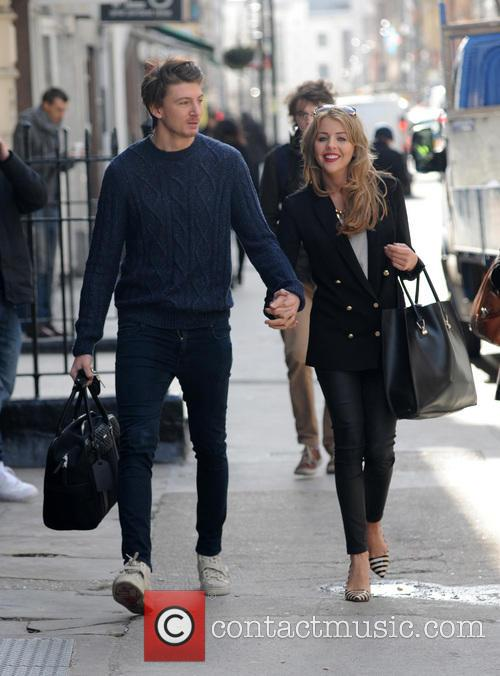 Lydia Bright, Lydia Rose Bright and Tom Kilbey 2