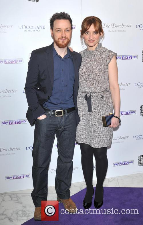 James Mcavoy and Anne-marie Duff 2