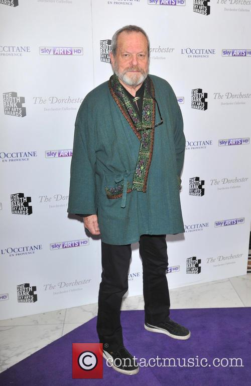 Terry Gilliam, South Bank Sky Arts Awards