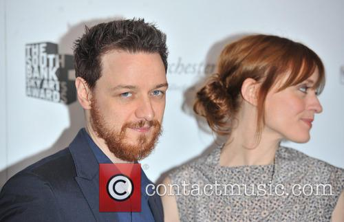 James Mcavoy and Anne-marie Duff 5