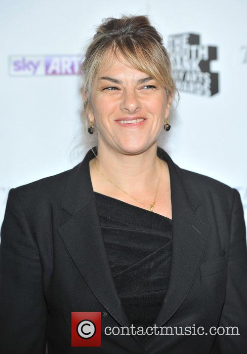 Tracey Emin South Banks Sky Arts Awards