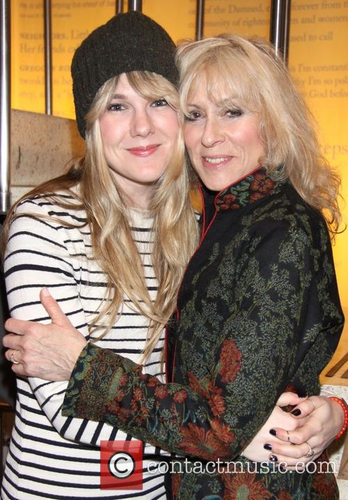 Lily Rabe and Judith Light 3