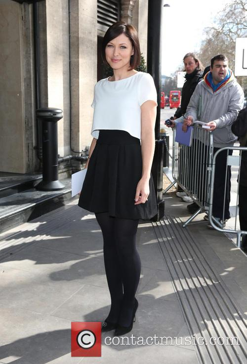 emma willis the tric awards 2013 3550998