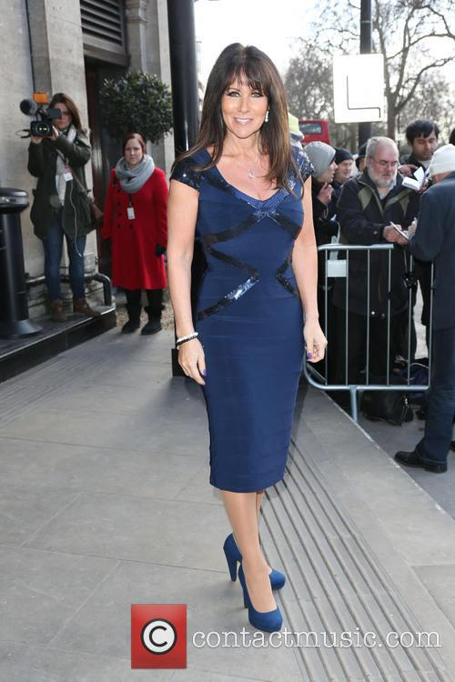 Linda Lusardi, Grosvenor House