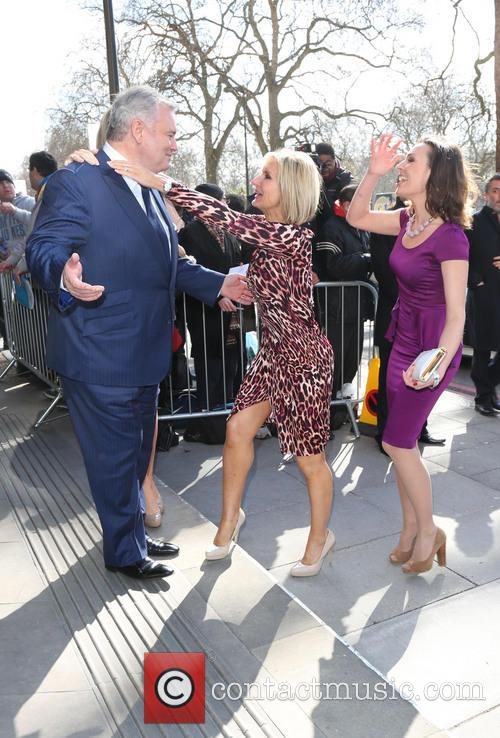 Eamonn Holmes, Jacquie Beltrao and Guest 1