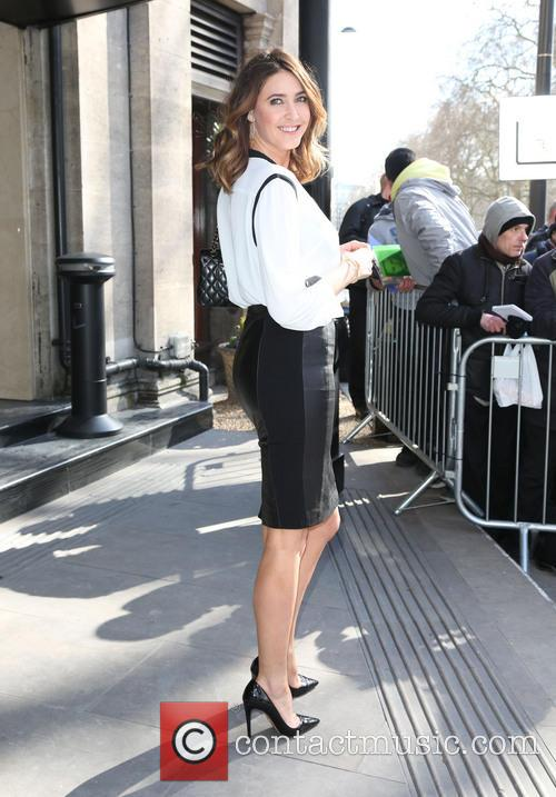 lisa snowdon the tric awards 2013 3551485
