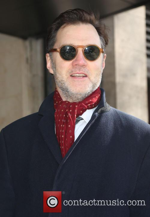 David Morrissey, Grosvenor House