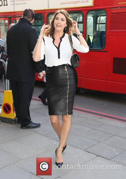 lisa snowdon the tric awards 2013 3551517