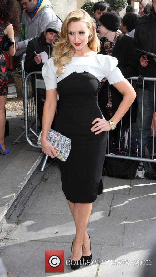 catherine tyldesley the tric awards 2013 3551596