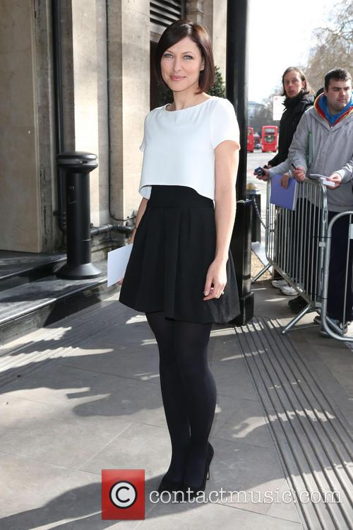 emma willis the tric awards 2013 held 3551562
