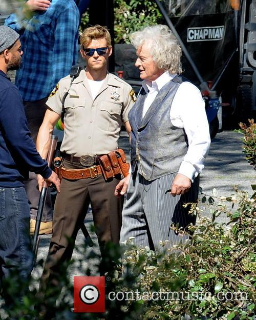 Ryan Kwanten and Rutger Hauer 11