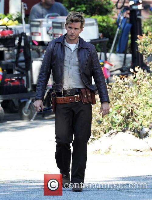 'True Blood' set