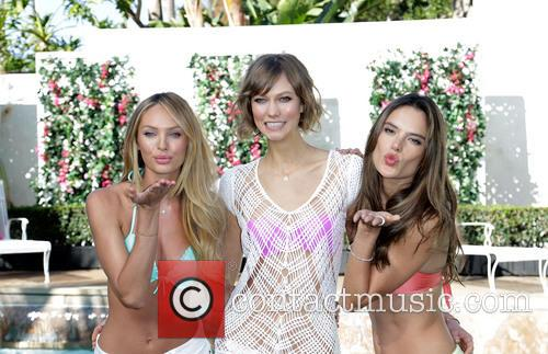 Candice Swanepoel, Karlie Kloss and Alessandra Ambrosio 4