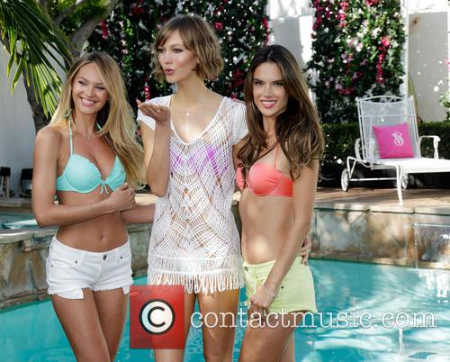 Candice Swanepoel, Karlie Kloss and Alessandra Ambrosio 8