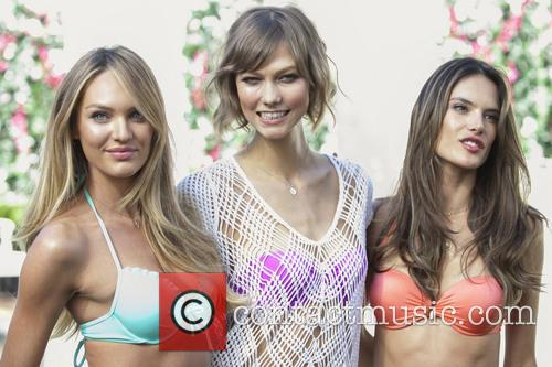 Candice Swanepoel, Karlie Kloss and Alessandra Ambrosio 9