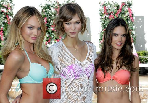 Candice Swanepoel, Karlie Kloss and and Alessandra Ambrosio 7