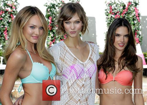Candice Swanepoel, Karlie Kloss and and Alessandra Ambrosio 10