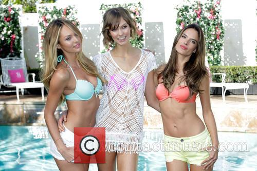 Candice Swanepoel, Karlie Kloss and and Alessandra Ambrosio 12